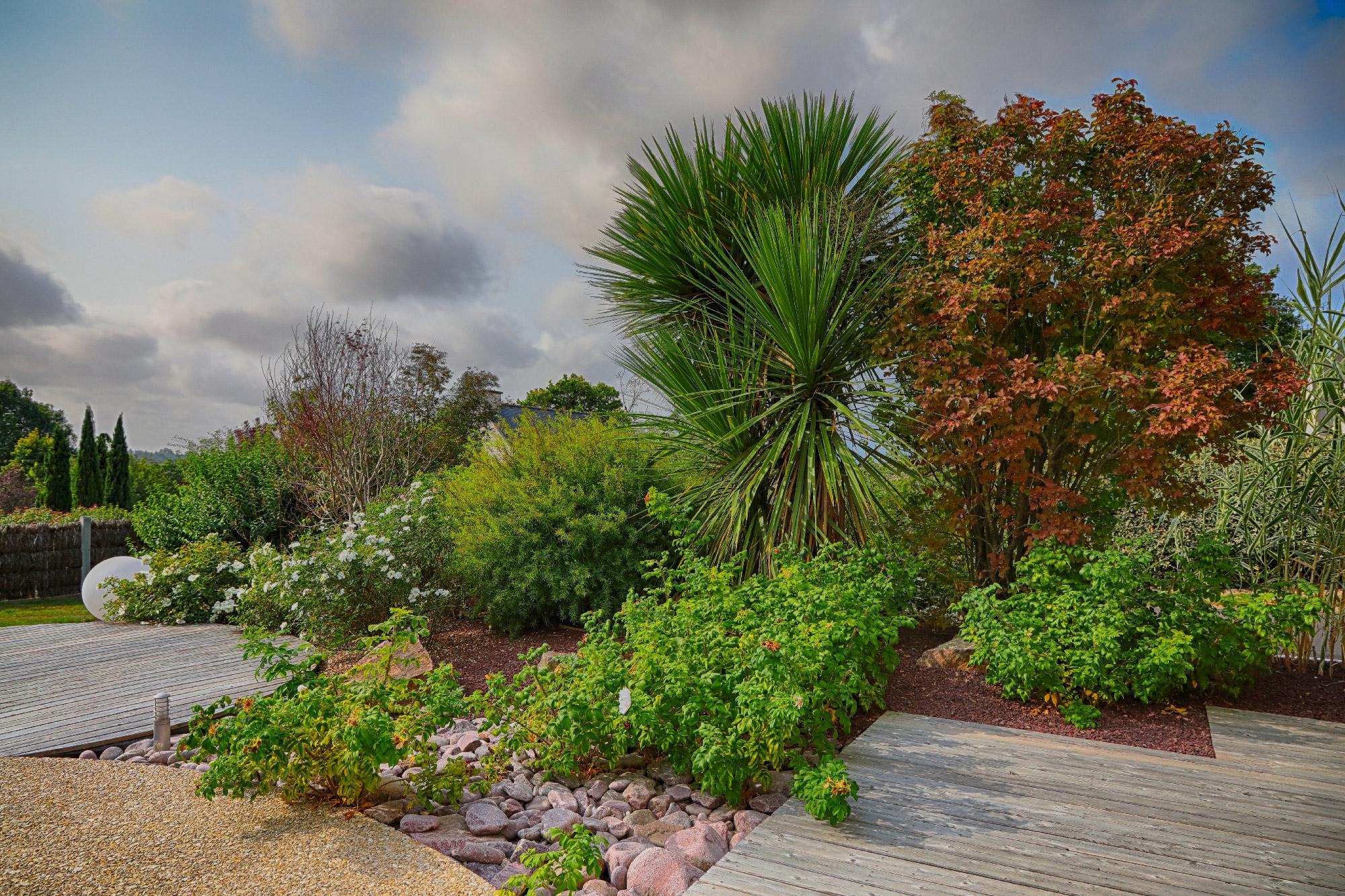 Massif. Aménagement extérieur. . Jardins des 4 Saisons. Guer, Ploërmel, Redon, Plélan-Le-Grand, Maure de Bretagne