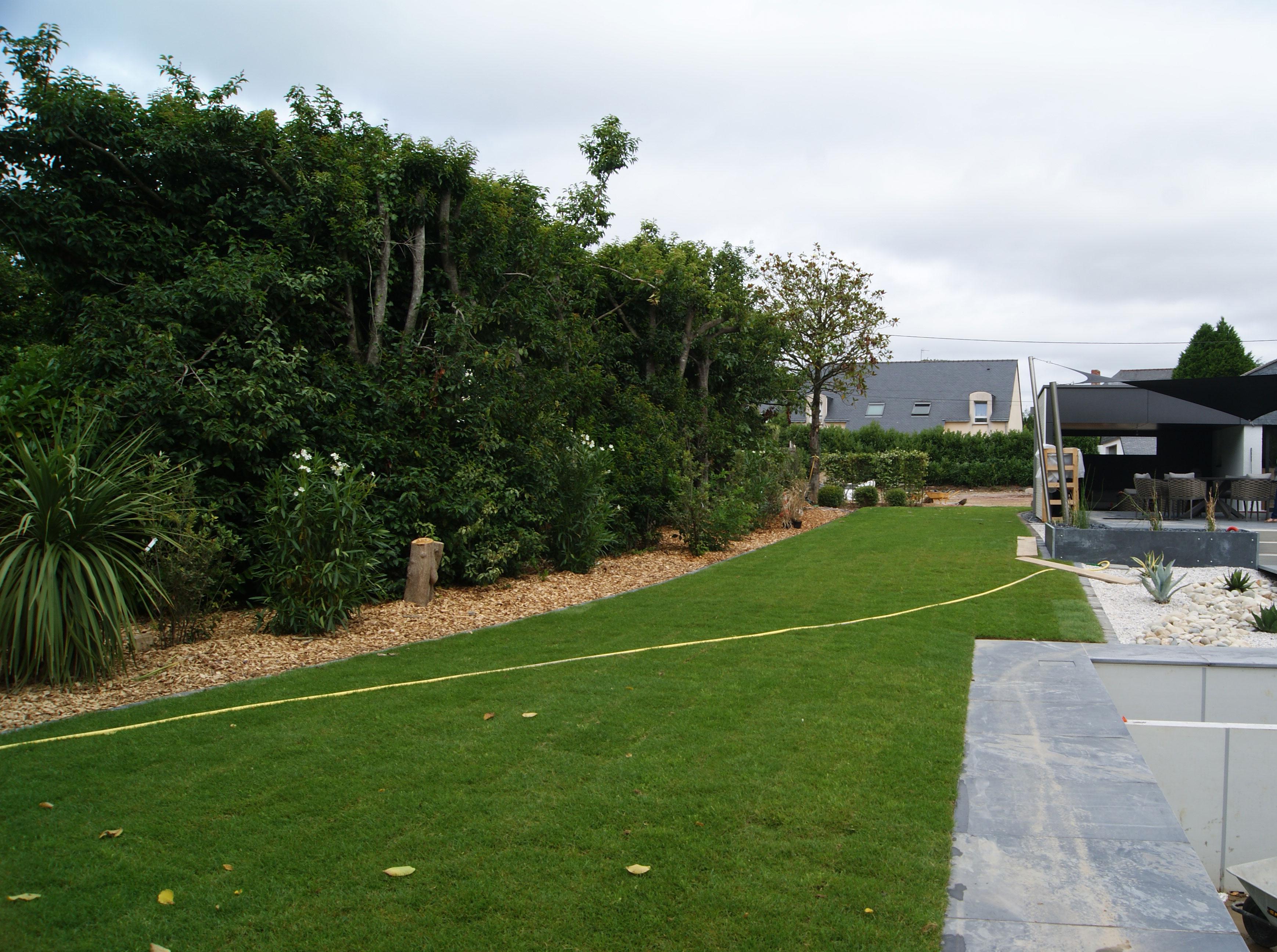 Gazon placage. Jardins des 4 Saisons. Guer, Ploërmel, Redon, Plélan-Le-Grand, Maure de Bretagne
