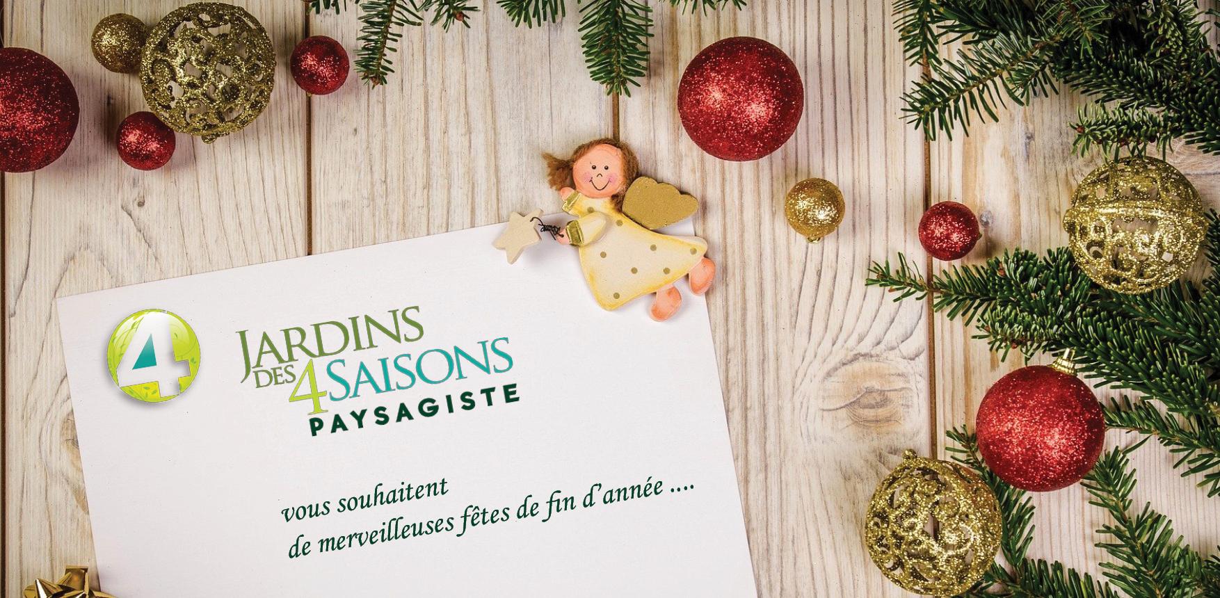 Jardins des 4 Saisons. Fêtes de fin d'année 2019. Guer, Ploërmel, Redon, Plélan-Le-Grand, Maure de Bretagne